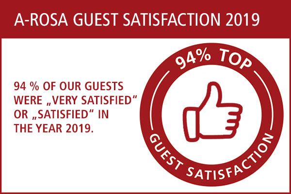 A-ROSA Guest Satisfaction