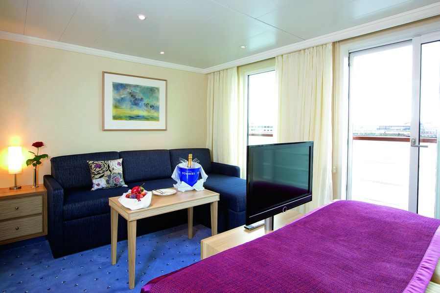 2-bed junior suite, category E